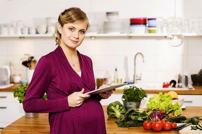 Новогоднее меню для беременной и кормящей мамы
