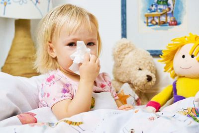 Почему ребенок часто болеет?