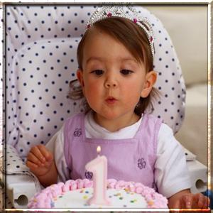 Как отметить первый день рождения?