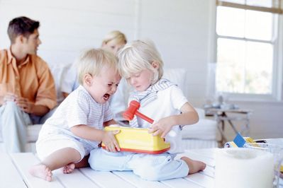 Ссоры между детьми