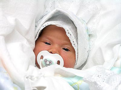 месячный ребенок не спит ночью