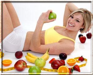 Правильное питание при целлюлите