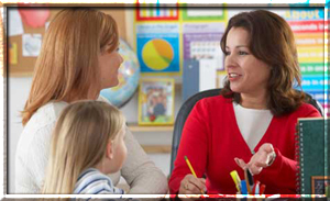 общение с учителями
