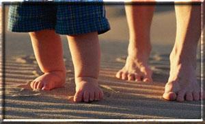 Грибок на ногах у детей: методы борьбы
