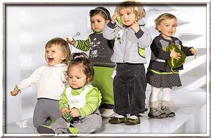 Покупка детской одежды