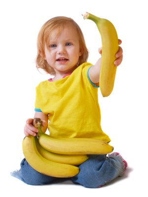 Можно ли давать ребенку банан