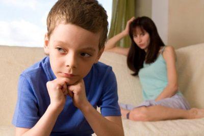 Как наладить отношения с ребенком?