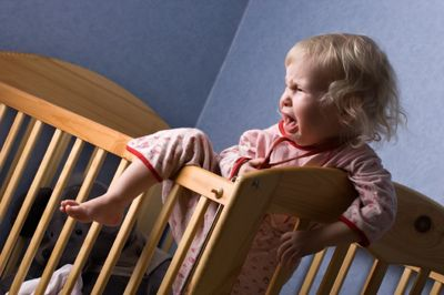 Почему ребенок не может уснуть?
