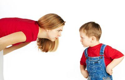 Как дисциплинировать детей?
