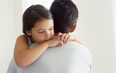 Ребенок мужа от первого брака
