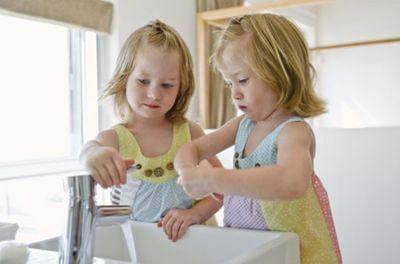 Как приучить ребенка к гигиене