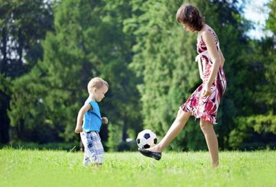 Как воспитать ребенка без отца?
