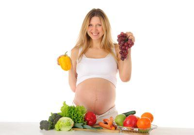 Нет аппетита во время беременности