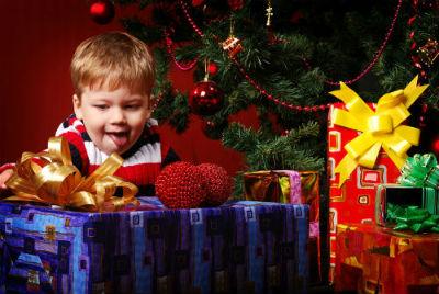 Как подарить ребенку радость в Новый год