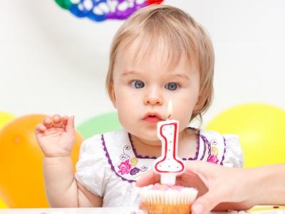 как отметить день рождение ребенка в год