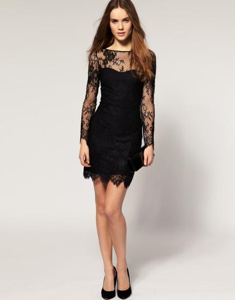 Выбираем платье в зависимости от длины!